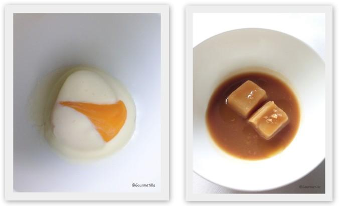 3 Huevo fresco y Patatas guisadas