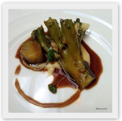 Carne de brócoli